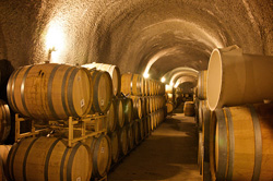 Large investment in aging barrels.